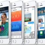 iPhone6 iOS8 アップデート