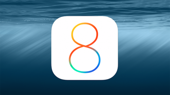 iOS8 アップデート iPhone6