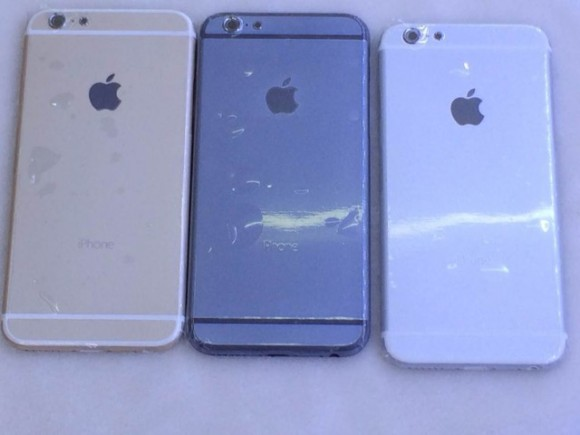 iPhone6の詳細スペック流出