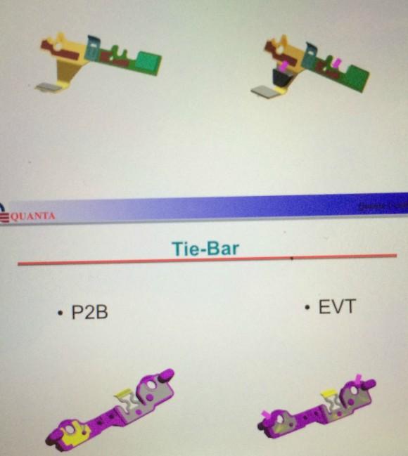 tie-bar