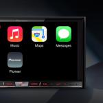 パイオニア アップル CarPlay