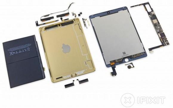 iPad 解体 分解