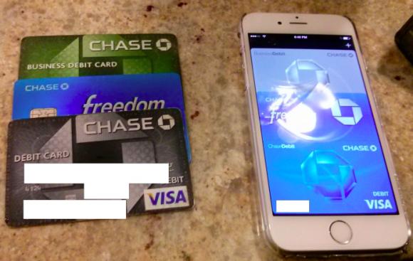 Apple Pay bug