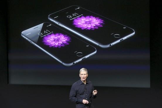 韓国 iPhone6 予約