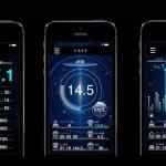 iPhone 燃費計測