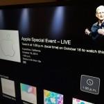 Apple イベント ライブ