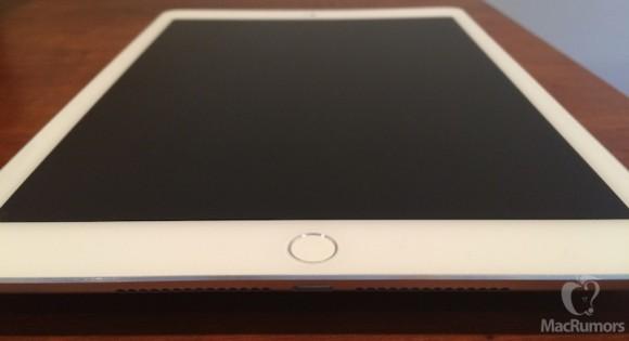 iPad Airのモック