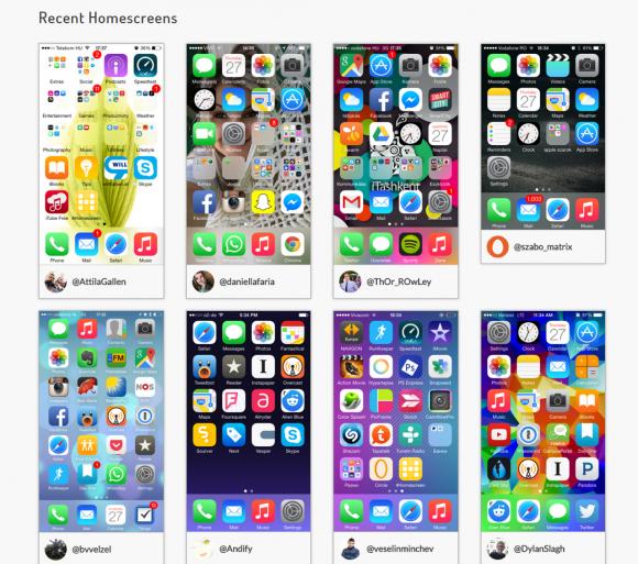 他人のiPhoneのホーム画面にはどんなアプリが入っているのか ...