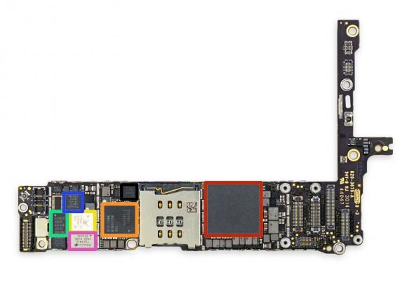 iPhoneのメモリが1GBしかない理由