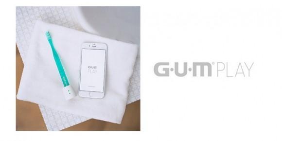 iPhone 歯ブラシ