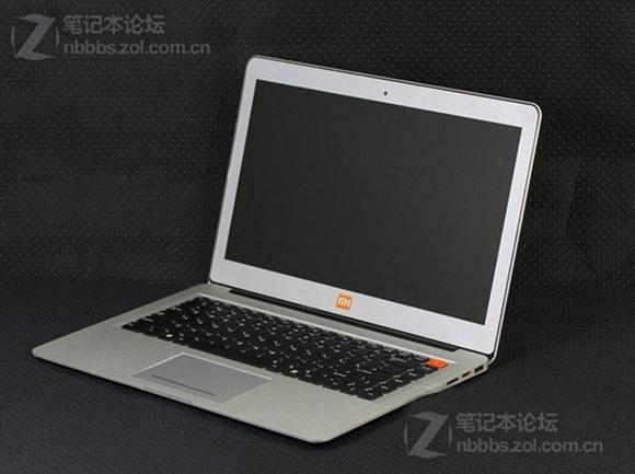 Xiaomi ノートPC Apple