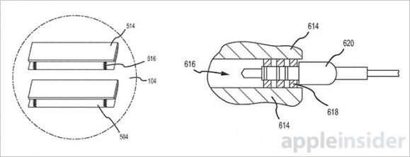 アップル「電子機器保護メカニズム」特許