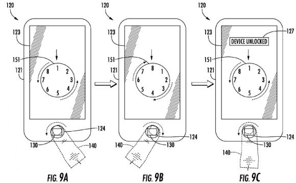 iPhone6s 特許 金庫