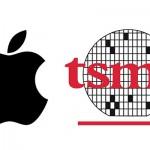 Apple TSMC サムスン