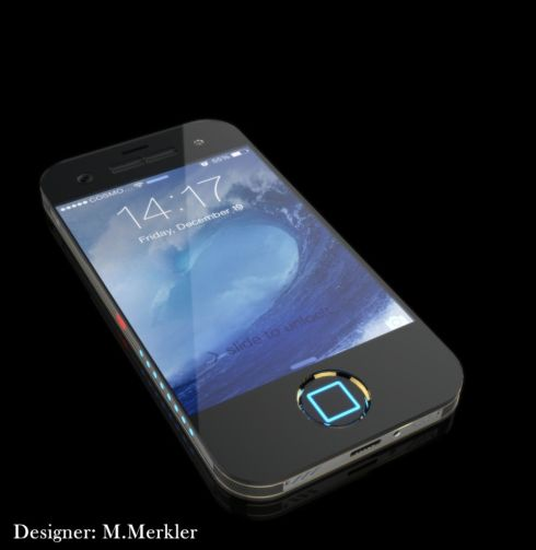 iPhone8 コンセプト デザイン