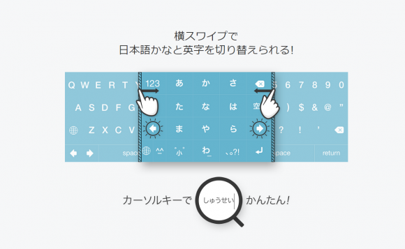 Yahoo!キーボード