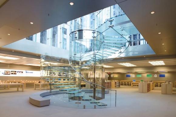 上海 浦東 Apple Store