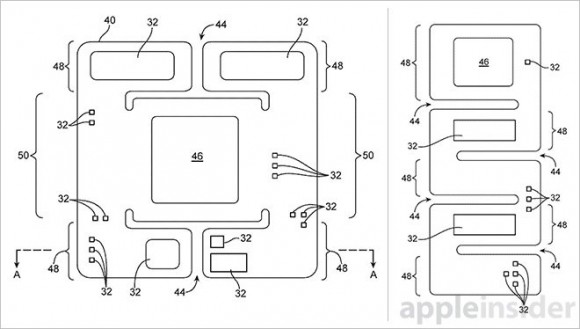 iPhone7 曲がる 特許