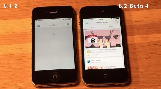 アプリ Youtube iPhone4s