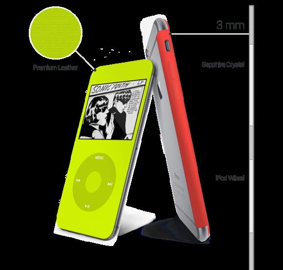 iPod iPhone 合体