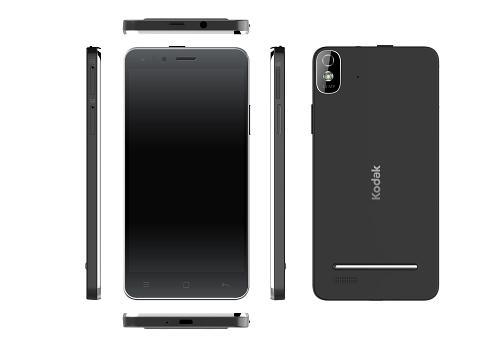 kodak スマートフォン コダック Android