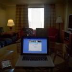 Quantaデータベースへのログイン画面 写真提供:Jim Merithew/Cult of Mac