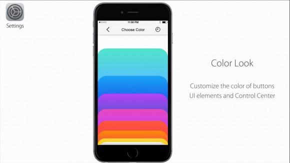 iOS9 コンセプト