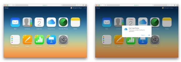 iCloud 写真アプリ 削除
