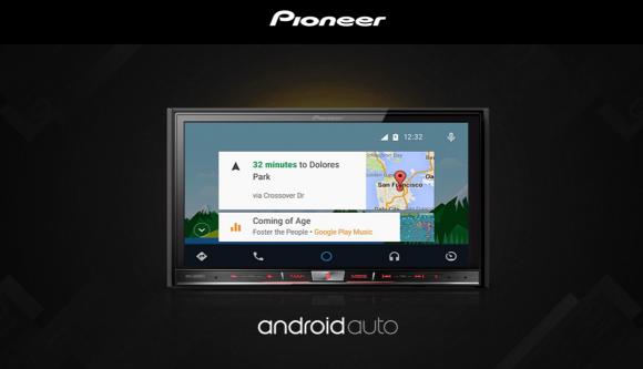 パイオニア、AppleのCarPlayとAndroid Auto両対応製品を発表