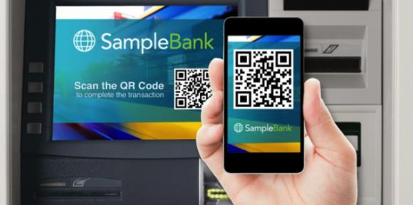 カード いらない ATM
