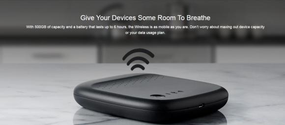 Seagate「Wireless」