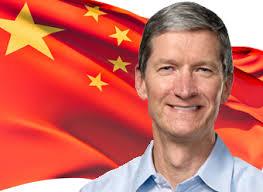 アップル 中国