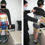 iPhoneを94台着用して密輸しようとした男が逮捕!