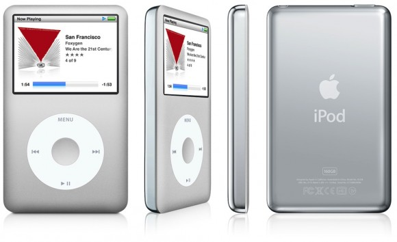 iPod classic 発売停止