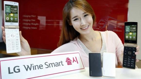 LG wine smart 日本