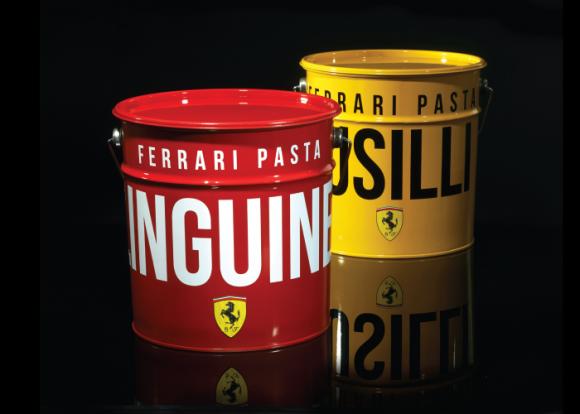 フェラーリのパスタ