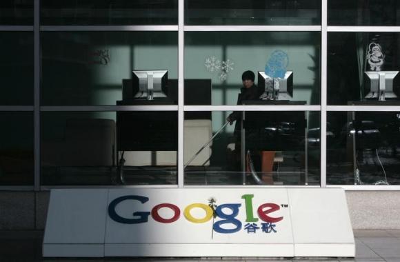 グーグル 中国 締め出し