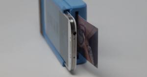 チェキ iphone ケース prynt