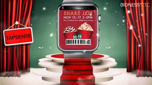 Apple Watch 広告 革命
