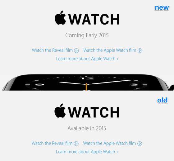 Apple Watch 発売日