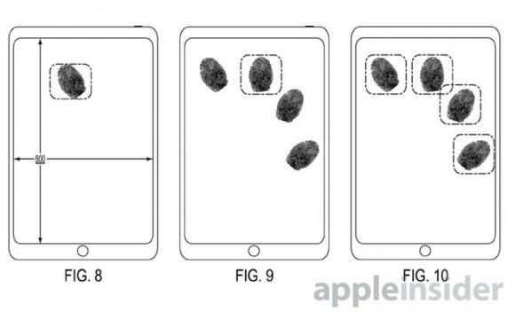 Apple デイスプレイ 指紋認証