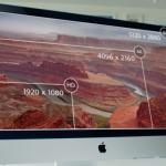 iMac 8Kディスプレイモデル