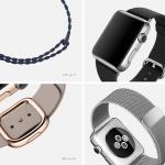 Apple Watch、多くの交換用ベルトも4月に同時発売か
