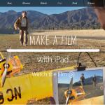 Apple、アカデミー賞にあわせiPadでの映画制作がテーマのCMを公開