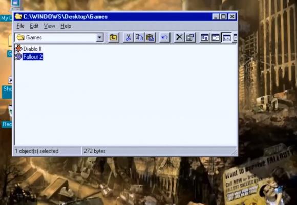 Windows 98 iPad Air2