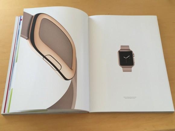 Apple Watch 広告 掲載