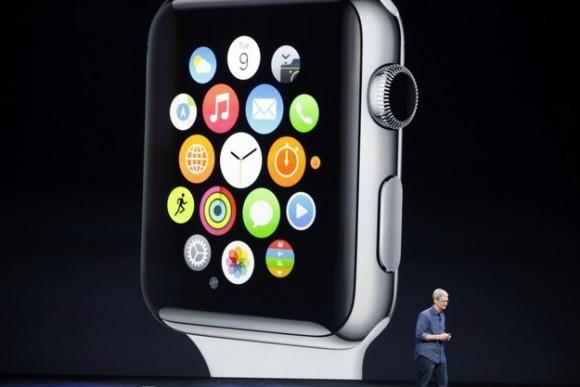 Apple Watch 試験会場