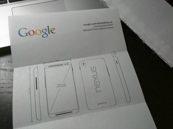 Google Nexus ソニー