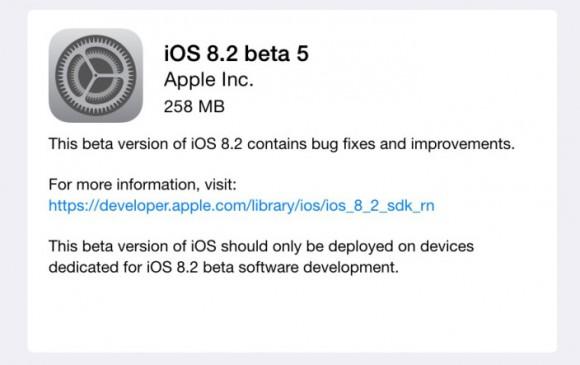 iOS8.2beta