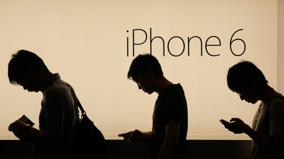 iPhone6 カメラ データ通信